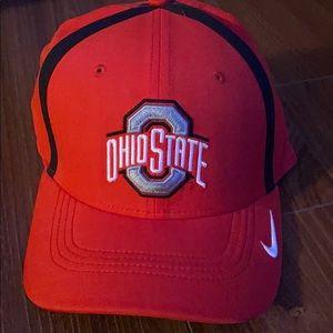 Nike Ohio State adjustable hat Velcro